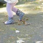 DIY Jazzed Up Baby Booties