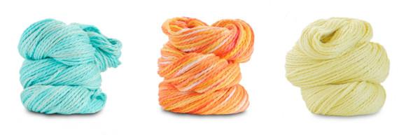 knit cowl color image