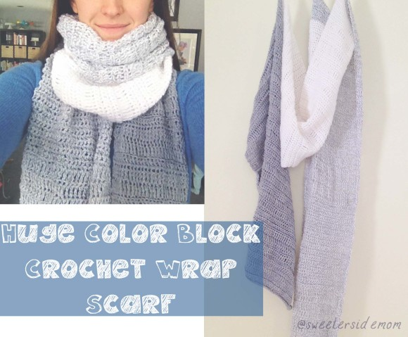 huge wrap scarf pattern post008