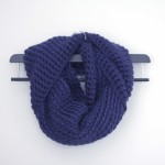 Chunky Crochet Infinity Scarf Pattern Now Available
