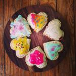 "Valentine's Day Breakfast: Homemade ""PopTarts"""