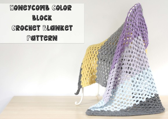 Honeycomb Blanket Pattern001