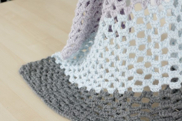 Honeycomb Blanket Pattern002