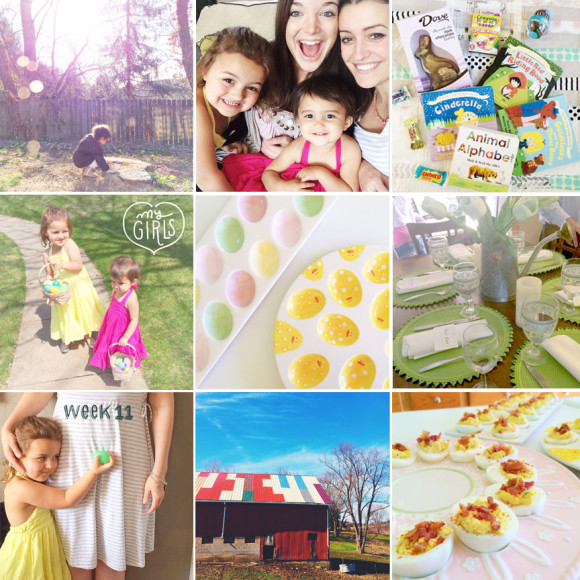 easter collage 2014