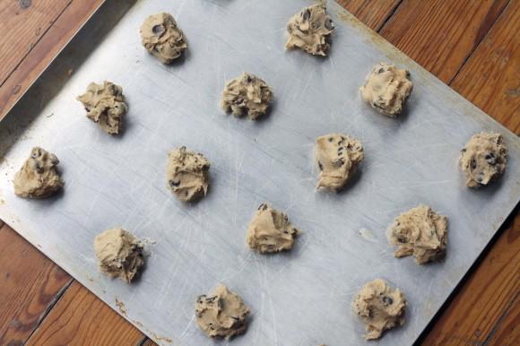 PB Craisin Chip Cookies002