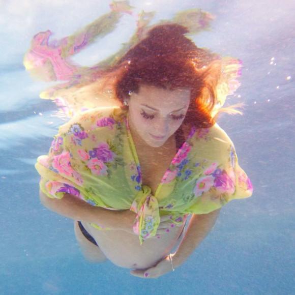 Underwater Maternity011