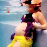 Baby Belly :: Underwater!