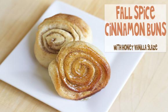 Fall Spice Cinnamon Buns008