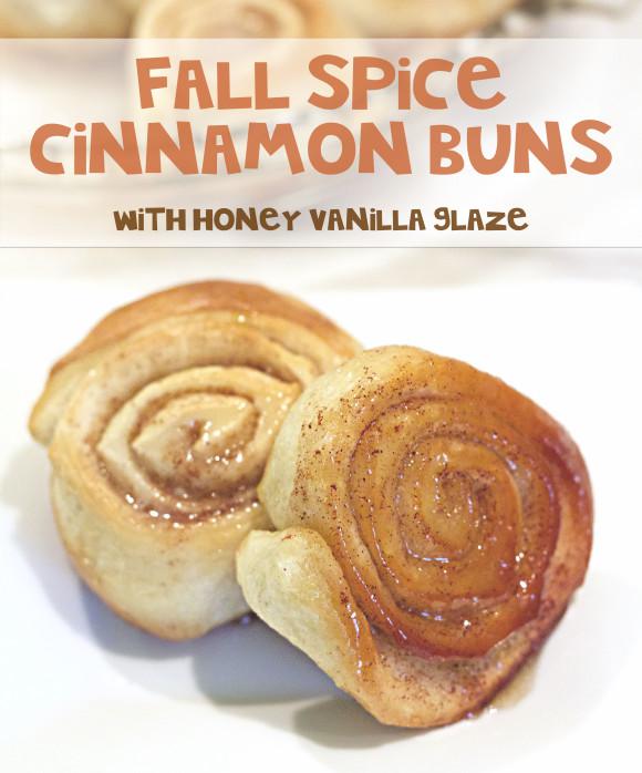 Fall Spice Cinnamon Buns009