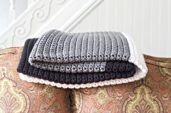 chunky Crochet Blanket10