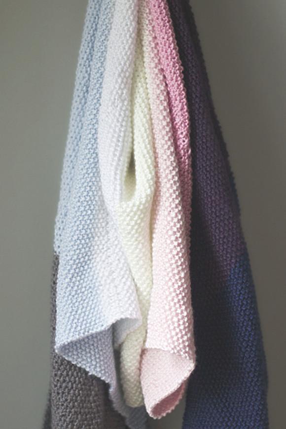 knit seed stitch wrap10