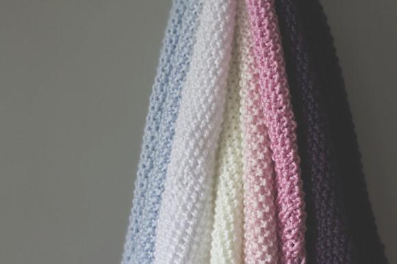 knit seed stitch wrap11