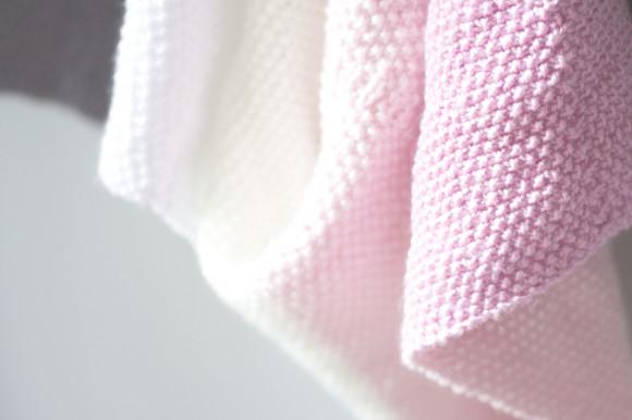 knit seed stitch wrap12
