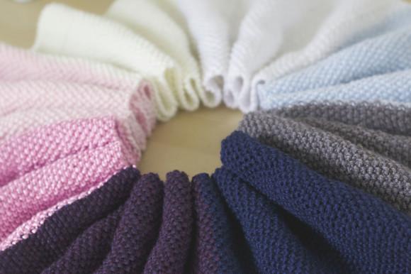 knit seed stitch wrap16