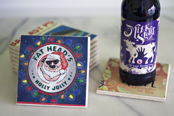 DIY Beer Box Coasters8