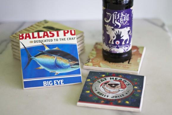 DIY Beer Box Coasters9