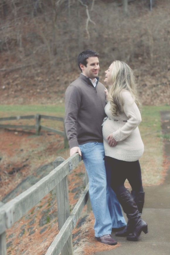Heather and Kevin Baby Bump PREVIEW12