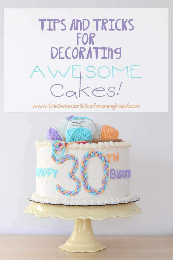 tips and tricks for decorating awesome cakes13