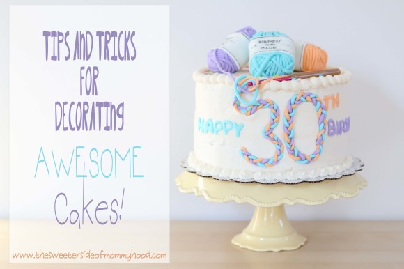 tips and tricks for decorating awesome cakes7