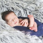 Newborn Landon : Pittsburgh Newborn Photographer