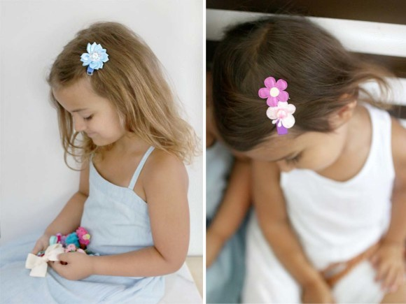 DIY Hair Clips and Accessories 10