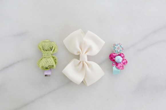 DIY Hair Clips and Accessories 5