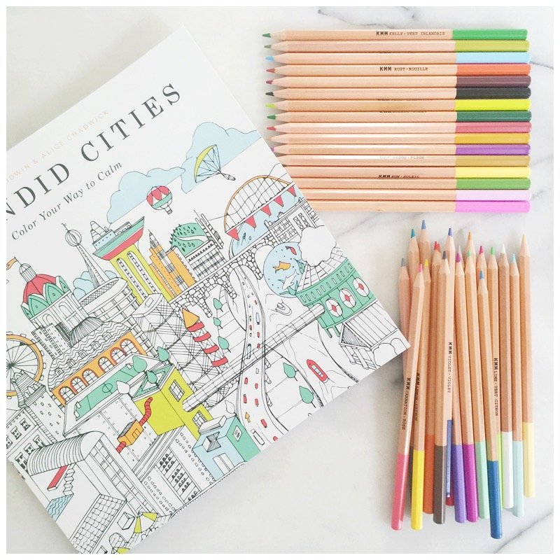 Coloring… For Grown Ups!