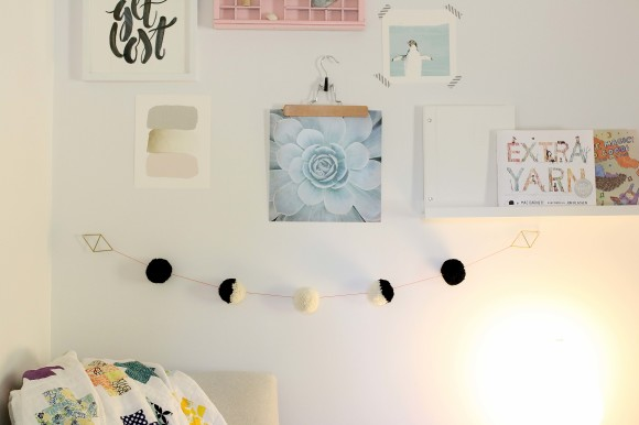 Moon Phase Wall Art Gallery Wall1