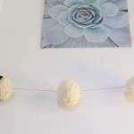 Moon Phase Wall Hanging // Gallery Wall Beginnings