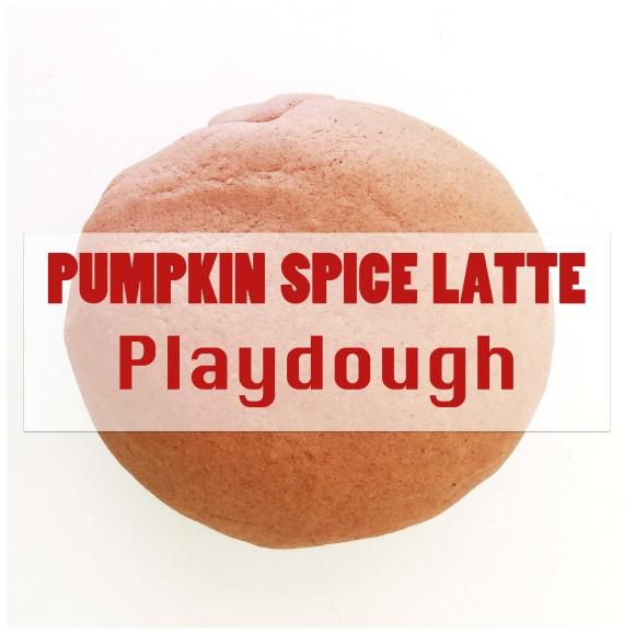 Pumpkin Spice Latte Playdough1