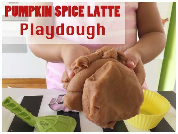 Pumpkin Spice Latte Playdough3