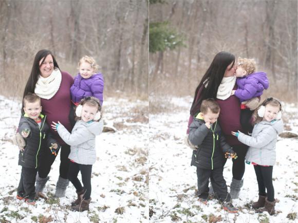 Kelly-maternity-family
