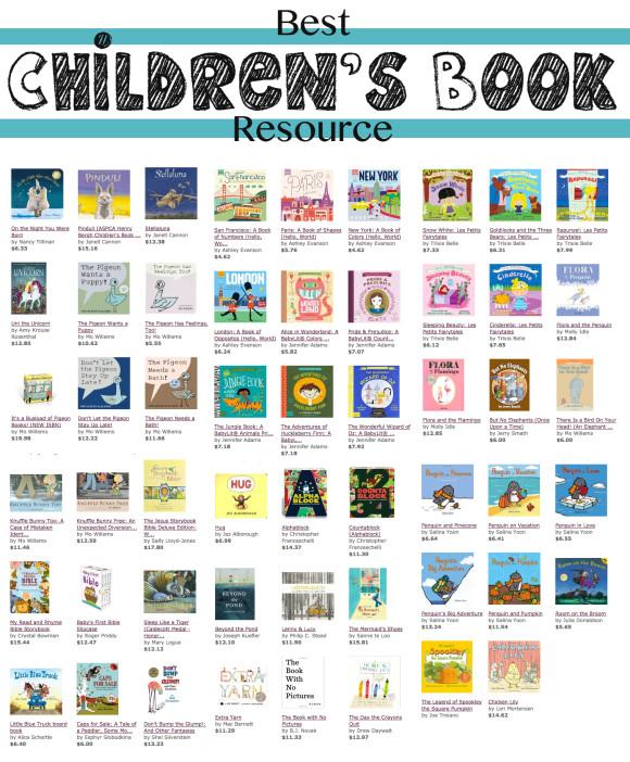 Best Childrens Books Resource