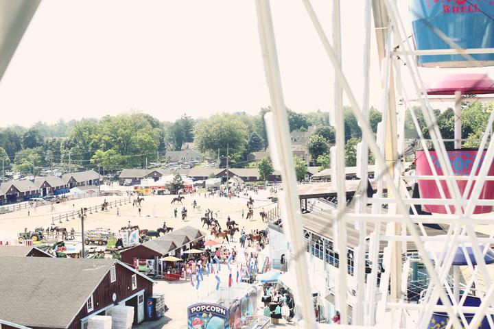devon horse show 20166
