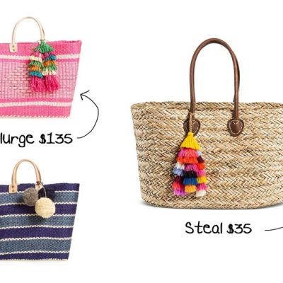 Saturday This List: Splurge Vs. Steal