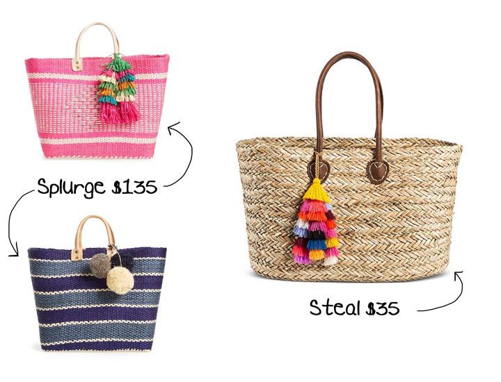 splurge vs steal summer finds1