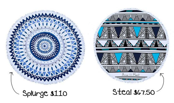 splurge vs steal summer finds5