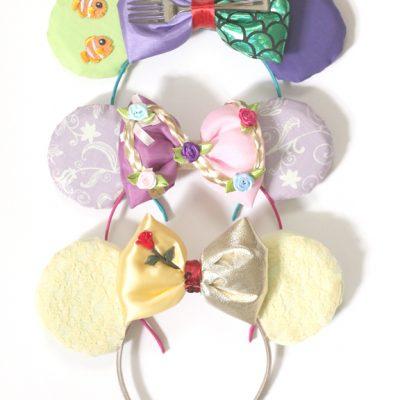 DIY Disney Mouse Ear Headbands