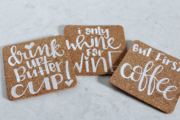 hand-lettered-cork-coasters-2