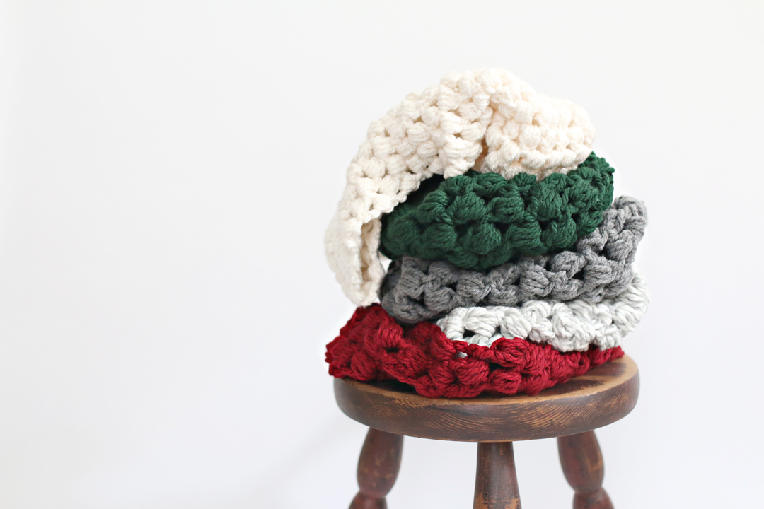 Crochet projects for beginners - patterns, ebook, and photos! From The Sweeter Side of Mommyhood