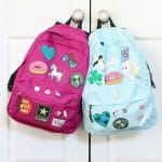 DIY Backpacks for Back to School