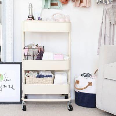 Nesting: All The Good Baby Stuff!