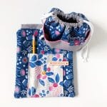Project Files: Weebrawbag Pattern and An Easy Improv Drawstring Pouch