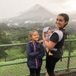 Costa Rica With Kids: Rainforest Hike, Suspension Bridges and Arenal Volcano Hot Springs