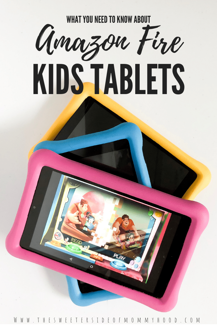 Amazon Fire Kids Edition Tablets: Review, Favorite Games