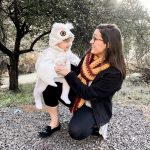 Quick and Easy Free Crochet Gryffindor Scarf Pattern