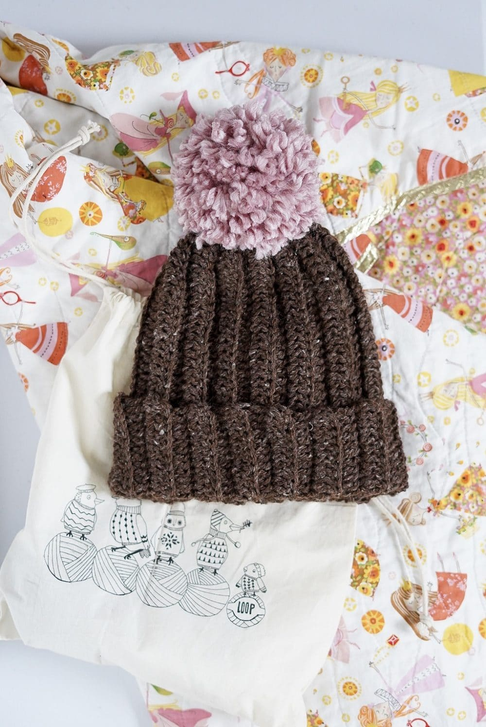 Easy. Crochet hat tutorial
