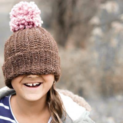 Easy Crochet Hat Method