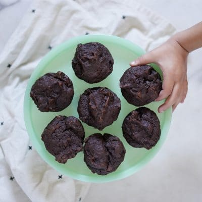 Easy Chocolate Muffins