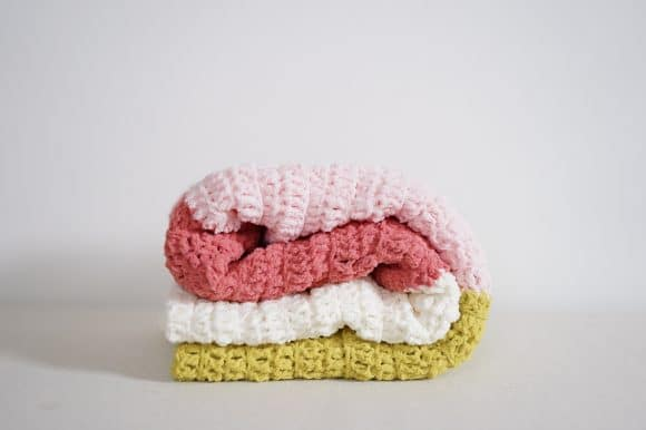 Sugarplum Crochet Blanket: Free Pattern